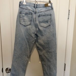High Rise Mom Jeans American Eagle